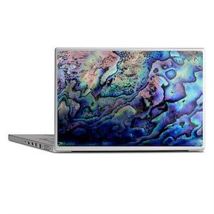 Abalone Laptop Skins