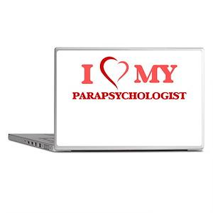 I love my Parapsychologist Laptop Skins