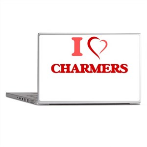 I love Charmers Laptop Skins