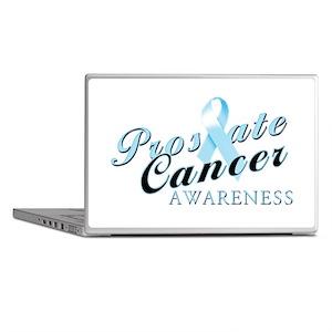 Prostate Cancer Awareness Laptop Skins