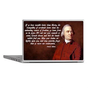 Samuel Adams Laptop Skins