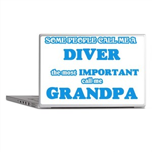 Some call me a Diver, the most import Laptop Skins