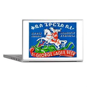 Ethiopia Beer Label 3 Laptop Skins
