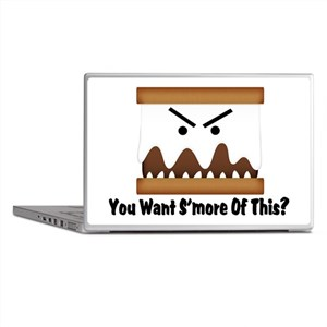 You Want S'more Of This? Laptop Skins