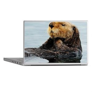 115x9_calender_otter_11 Laptop Skins