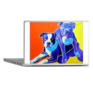 Pit Bull #22 Laptop Skins