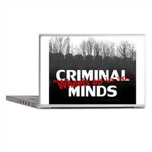 Criminal Minds Up In 30 Laptop Skins