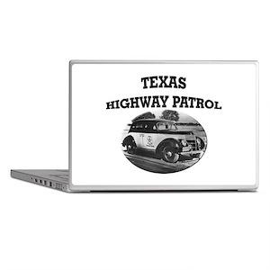 Texas Highway Patrol Laptop Skins