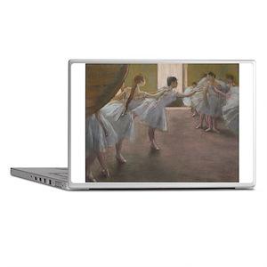Degas ballet art Laptop Skins