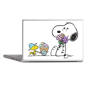Spring Treats Laptop Skins