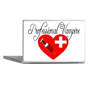 Phlebotomist - Professional Vampire Laptop Skins