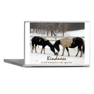 Kindness Laptop Skins