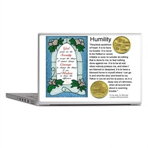 HUMILITY Laptop Skins