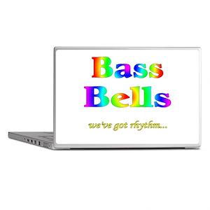 Bass Bells Laptop Skins
