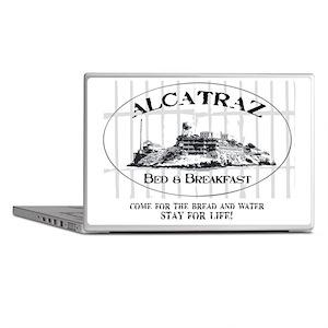 ALCATRAZ BB Laptop Skins