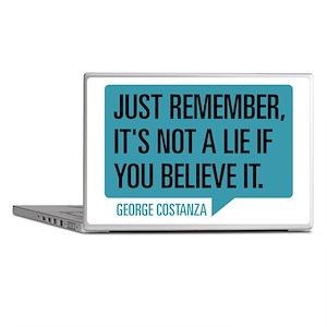 Seinfeld: George Lie Laptop Skins