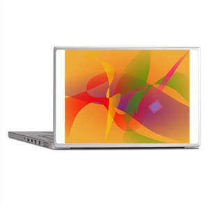 Digital Kandinsky Emulation Laptop Skins