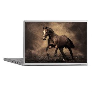 Beautiful Brown Horse Laptop Skins