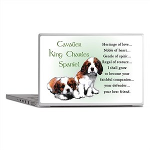 Cavalier King Charles Laptop Skins