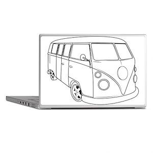 70s Van Laptop Skins