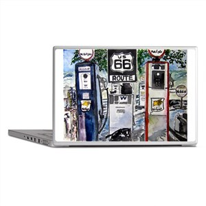 route_66 Laptop Skins