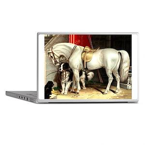 White Horse Laptop Skins