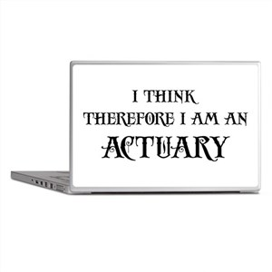 Think Actuary Laptop Skins