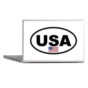 USA 3 Laptop Skins