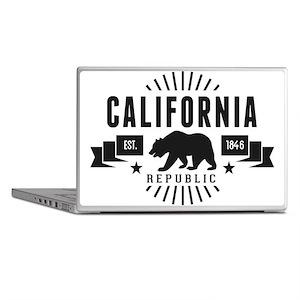 California Republic Laptop Skins