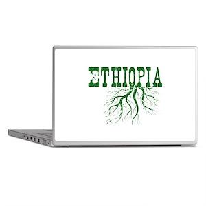 Ethiopia Roots Laptop Skins