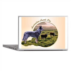 Australian Cattle Dog Laptop Skins