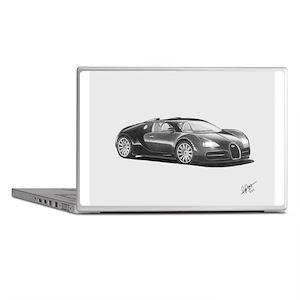 Laptop Skins, Bugatti Veyron.