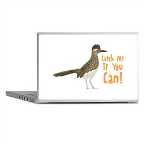 Catch Me If You Can! Laptop Skins