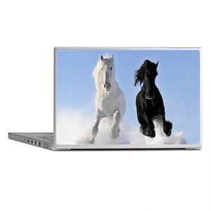 Beautiful Horses Laptop Skins