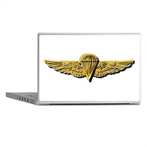 Navy - Parachutist Badge - No Txt Laptop Skins
