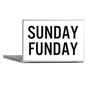 Sunday Funday Laptop Skins