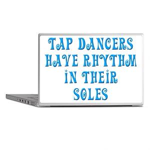 Tap Soul quote Laptop Skins