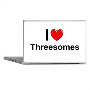 Threesomes Laptop Skins