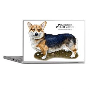 Pembroke Welsh Corgi Laptop Skins