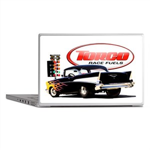 57 Chevy Dragster Laptop Skins