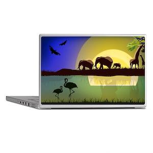 Animals African Landscape Laptop Skins