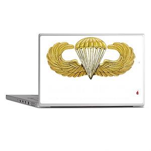 ARMY veteran trans Laptop Skins