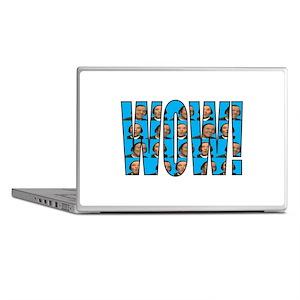 Wow MLG Blue Laptop Skins