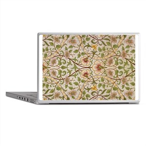 William Morris Daffodil Laptop Skins