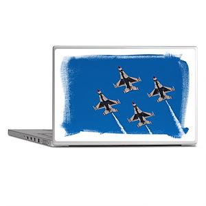 (16) Thunderbirds 4 Bird Side Laptop Skins