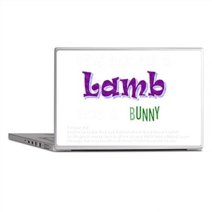 Its about a Lamb - Easter Laptop Skins