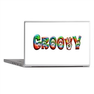 GROOVY Laptop Skins