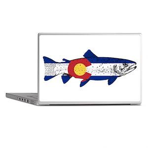 Fish Colorado Laptop Skins