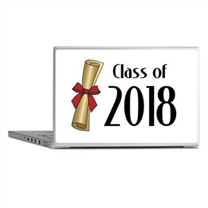 Class of 2018 Diploma Laptop Skins
