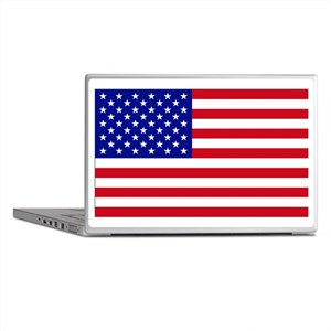 Giant USA Flag Independence Day Laptop Skins
